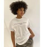 FALLON Amsterdam FALLON Amsterdam Christian Dior T-Shirt weiß