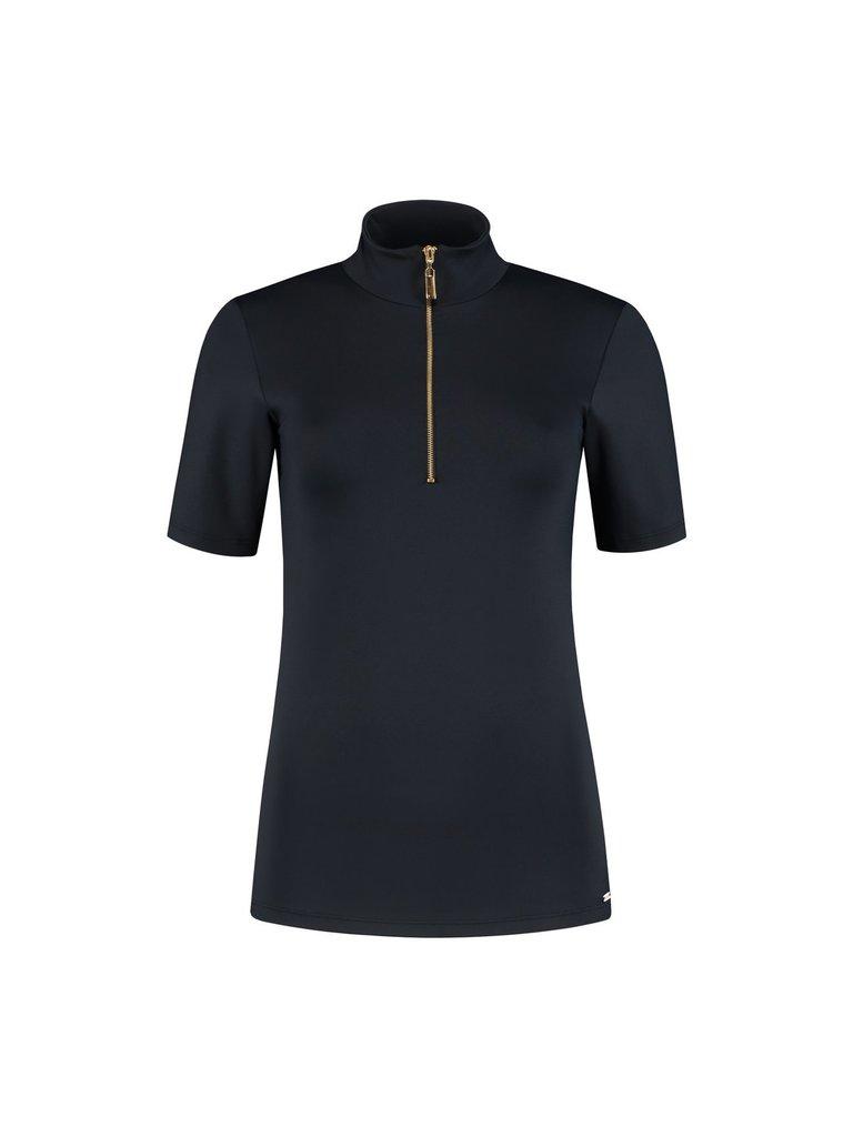deblon sports Deblon Sports Rosy short sleeve sports top black