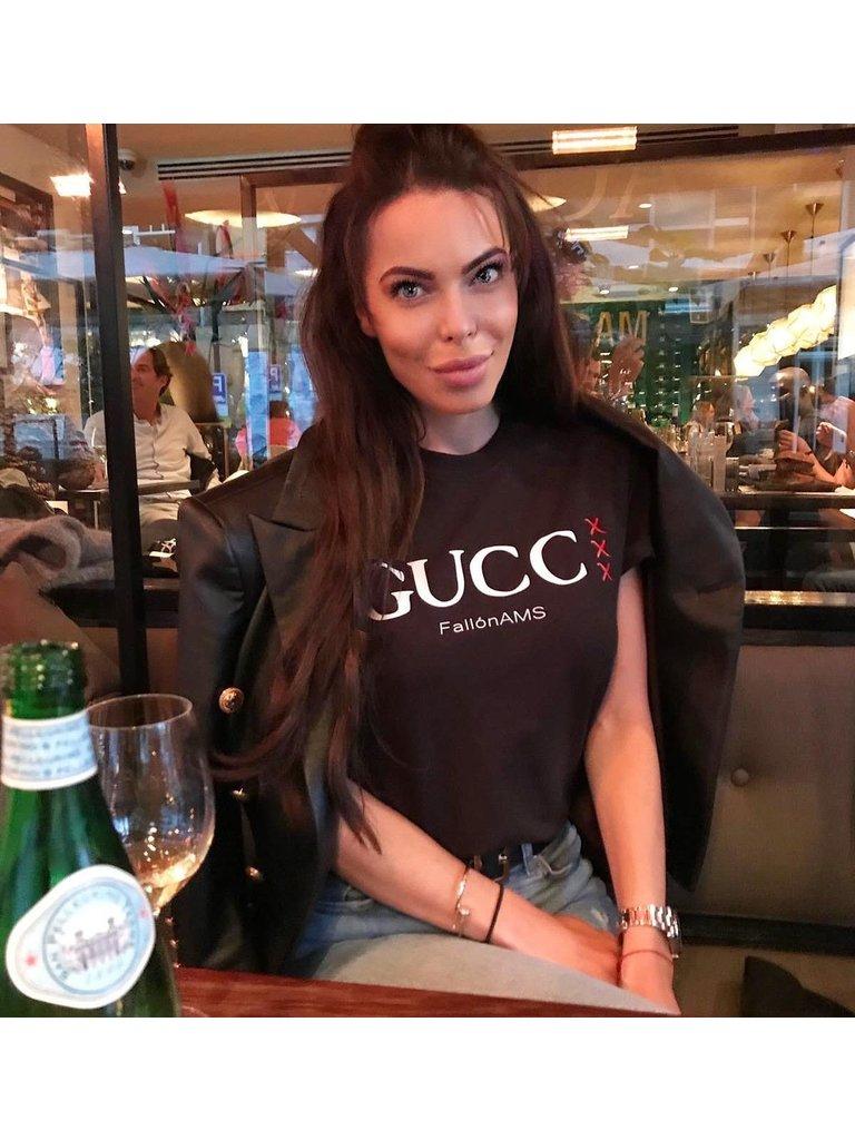 FALLON Amsterdam FALLON Amsterdam Gucci T-Shirt schwarz