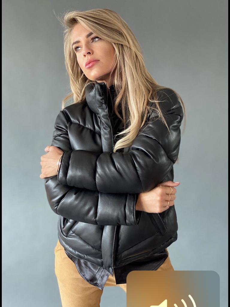 Est'seven Est'Seven Hiver jacket short black