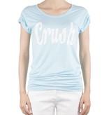 VLVT VLVT Crush T-Shirt hellblau