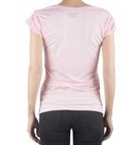 VLVT VLVT La vie est belle tee pink