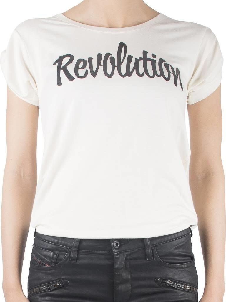 VLVT VLVT Revolution tee cream