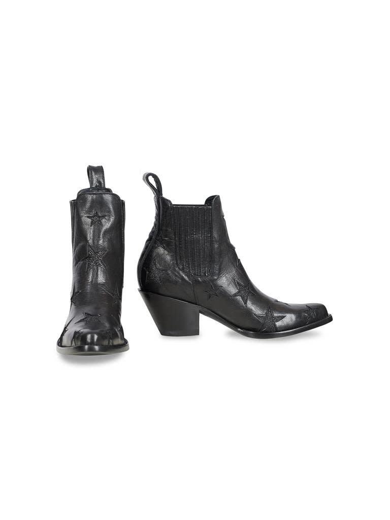 Mexicana Circus laarzen zwart