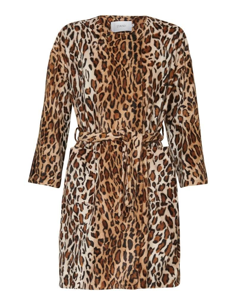 Stand STAND Ayla jas leopard