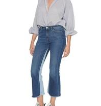 Pt05 PT05 flared jeans with destroyed details