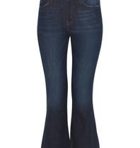 Pt05 PT05 cropped flared jeans