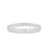 La Sisters LA Sisters Mini Eternity Ring silber