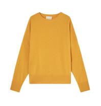 LOULOU STUDIO LOULOU STUDIO Anaa oversized cashmere sweater safran