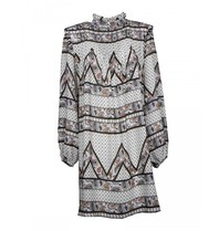 Silvian Heach Silvian Heach Bissam dress with print white