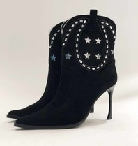 Jeffrey Campbell Jeffrey Campbell Madame ankle boots with heel black