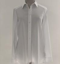 Semicouture Semicouture klassische Bluse weiß