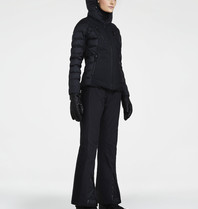 Goldbergh Goldbergh Fosfor ski jacket with hood black