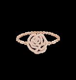 VANESSA TUGENDHAFT Vanessa Tugendhaft rose ring met diamanten roségoud