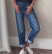 Est'seven Est'seven Jayden denim jeans blue