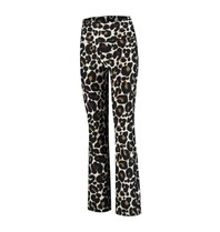 deblon sports Deblon Sports flared leggings celine leopard