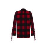 Rinascimento Rinascimento Jacket Red/Black