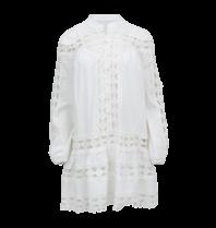 Devotion Devotion short dress lace wit