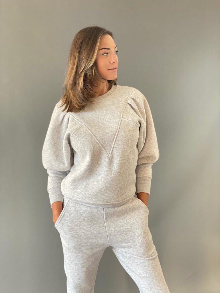 Est'seven Est Seven Sweater Vetements grey