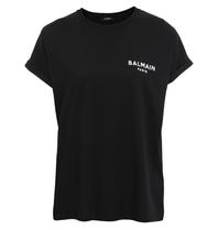 Balmain Balmain T-shirt with logo black