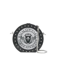 Balmain Balmain Mini bag with silver details