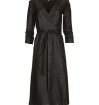 Est'seven Est'Seven Dress with black wrap over