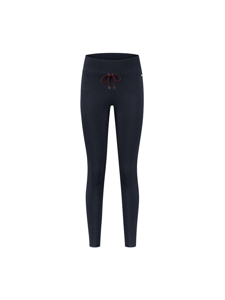 deblon sports Deblon Sports Jazz leggings with dark blue trim