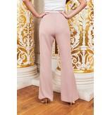 Lavish Alice Lavish Alice Ruby Holley flared pantalon roze