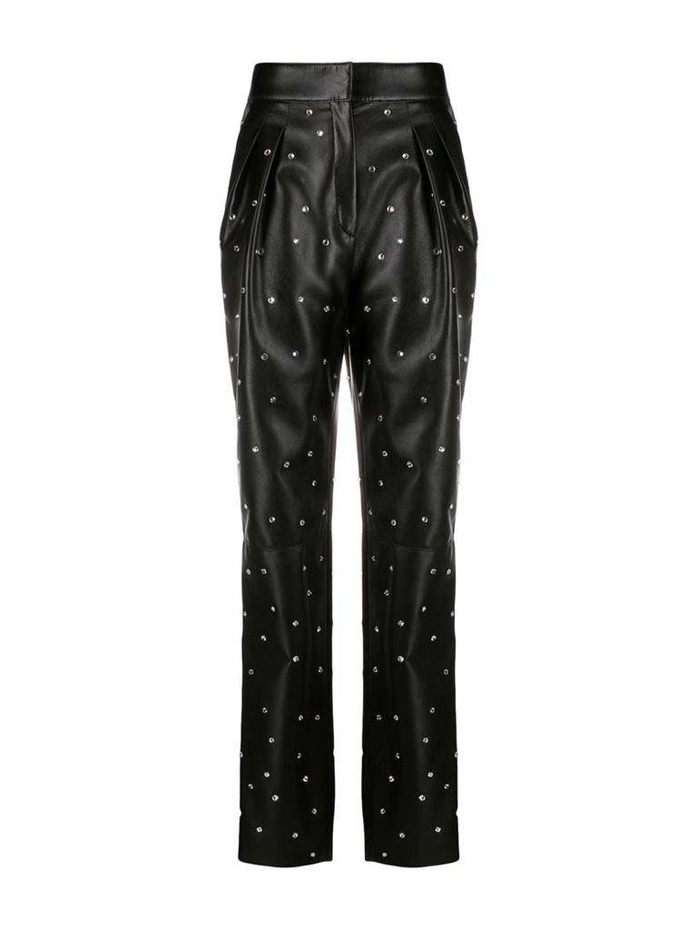 Philosophy Di Lorenzo Serafini Philosophy Di Lorenzo Serafini pantalon met steentjes zwart
