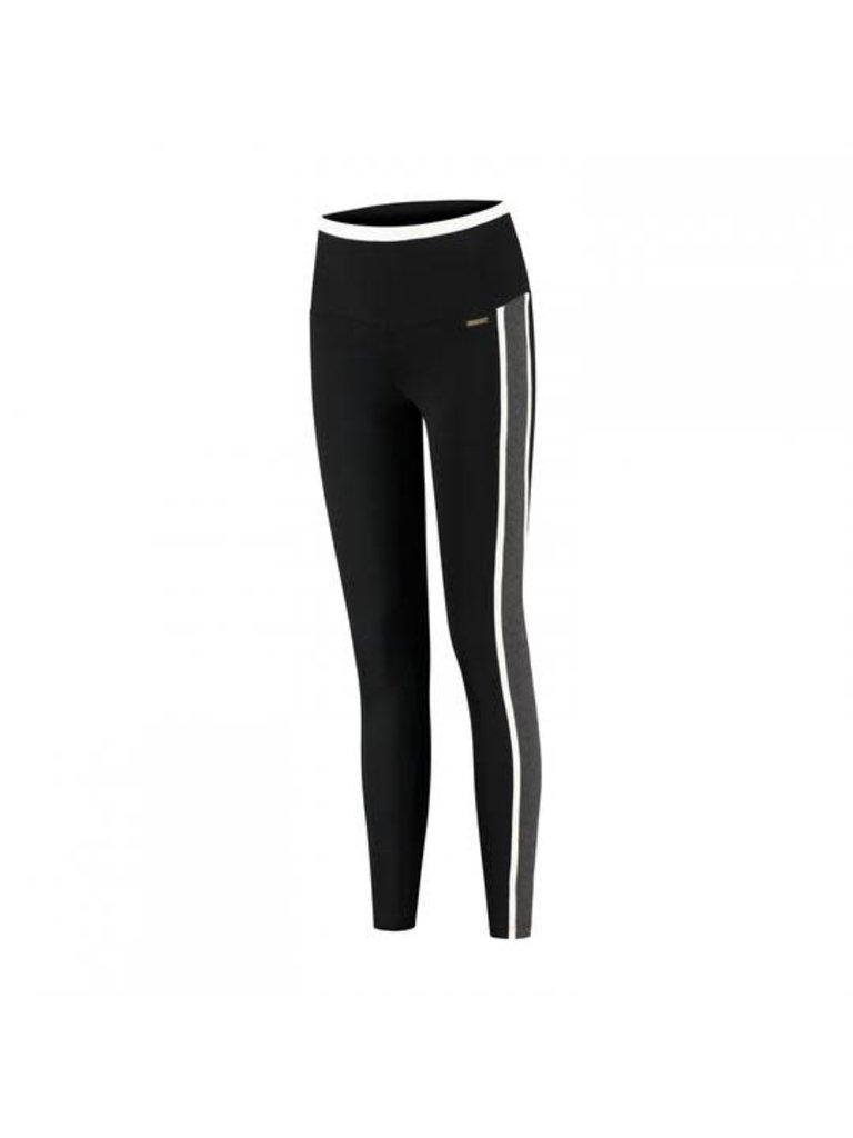 deblon sports Deblon Sports Kate leggings zwart grijs