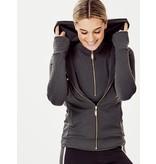 deblon sports Deblon Sports Zoe hooded vest grijs
