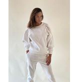 Est'seven Est'Seven Vetements sweater off white