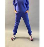 Est'seven Est'Seven Vetements trouser baja blue
