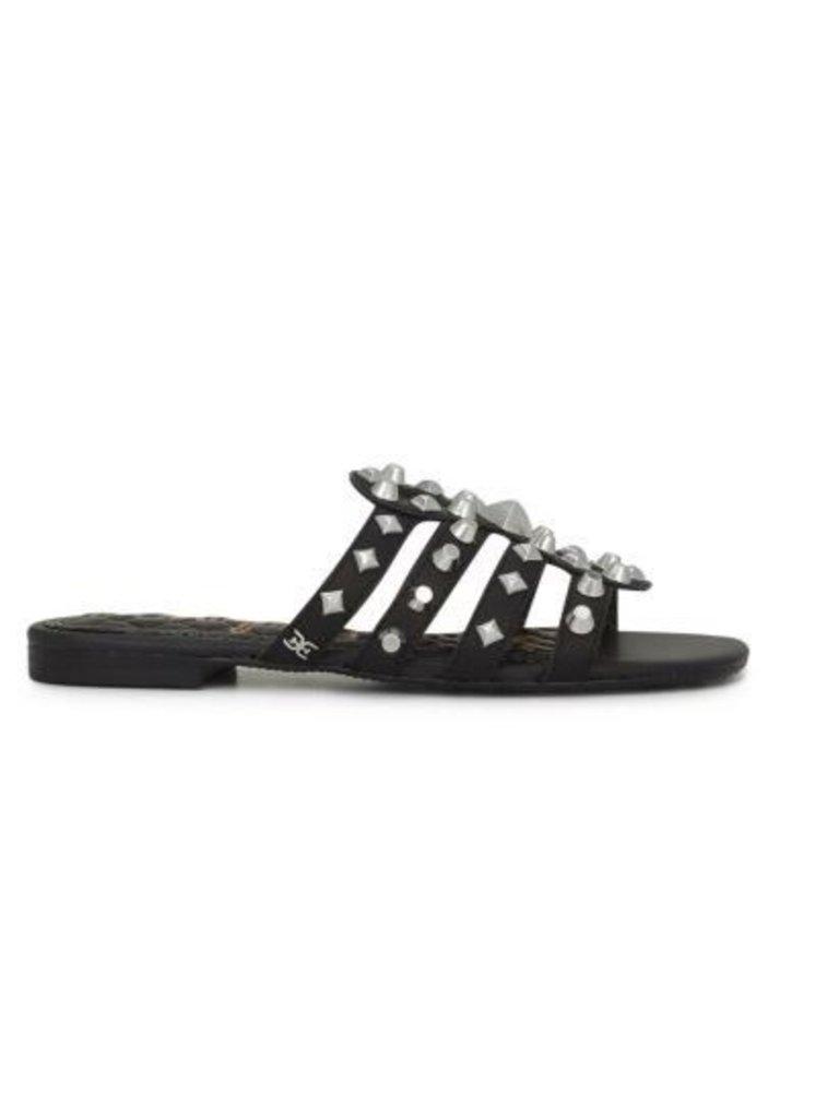 Sam Edelman Sam Edelman Beatris Slide Sandals black with studs