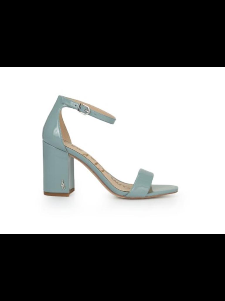 Sam Edelman Sam Edelman Daniella light heel sandal blue