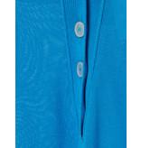Erika Cavallini Erika Cavallini top met 3/4 mouw blauw