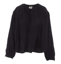 Les Favorites Les Favorites Ruby blouse zwart
