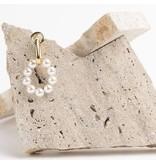 Souvenirs de Pomme Souvenirs De Pomme Evi pearl oorbellen