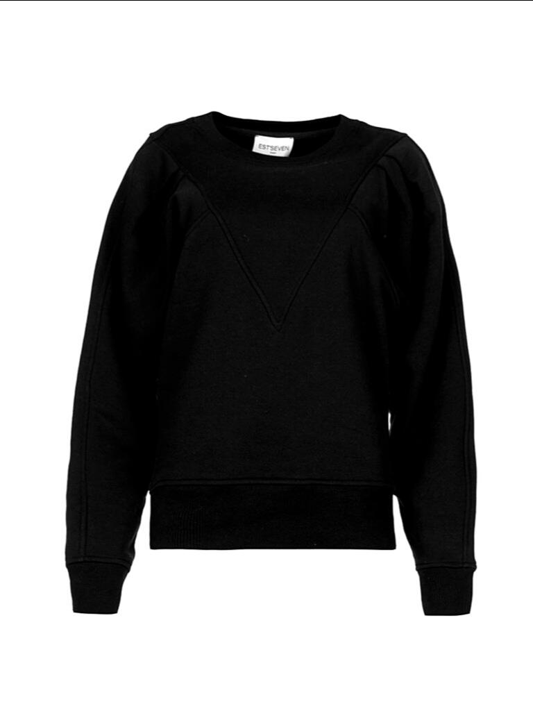 Est'seven Est'Seven Vetements sweater black