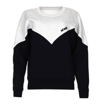 Est'seven Est'Seven Logo sweater black / grey