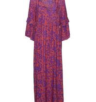 Les Favorites Les Favorites Bella kaftan jurk coral