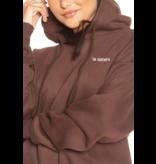 La Sisters LA Sisters Essential hoodie bruin