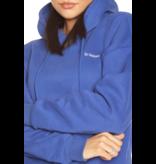 La Sisters LA Sisters Essential hoodie blauw