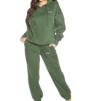 La Sisters LA Sister Essential sweatpants groen