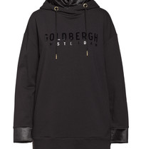 Goldbergh Goldbergh Floane longsleeve hooded top zwart