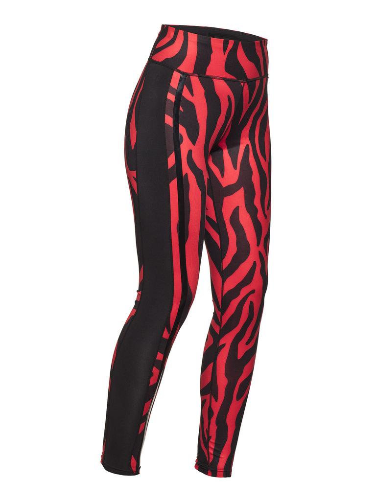 Goldbergh Goldbergh Tatiana tight tiger rood
