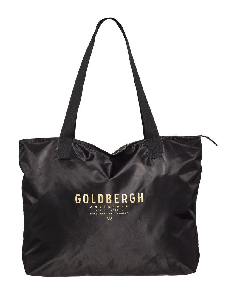 Goldbergh Goldbergh Kopal shopper zwart