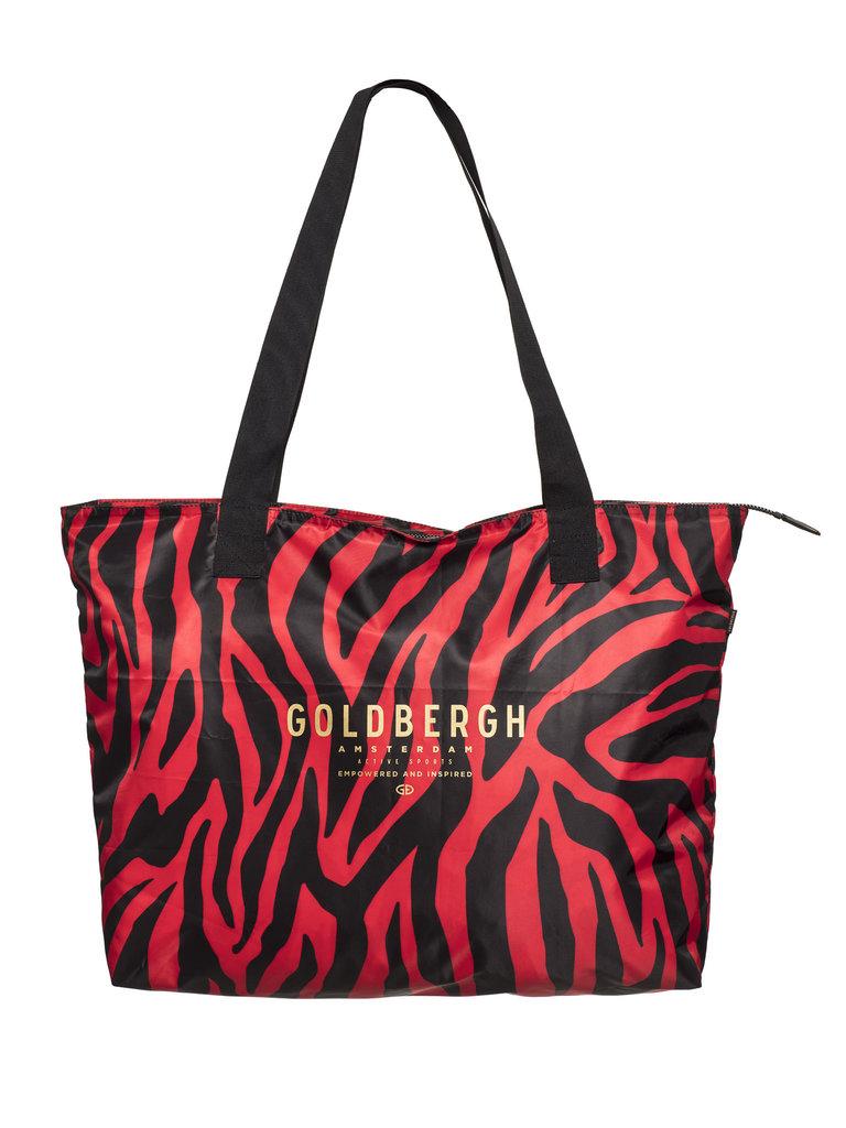Goldbergh Goldbergh Kopal shoper tiger red