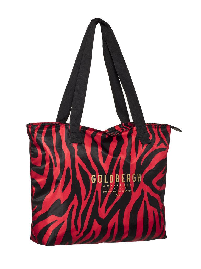 Goldbergh Goldbergh Kopal shopper tiger red