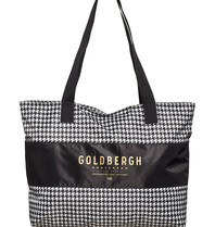 Goldbergh Goldbergh Kopal shopper pied-a-poule